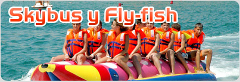Skybus y Fly-fish